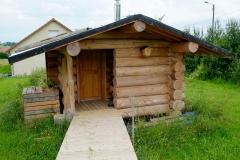 tn_Sauna en bois brut