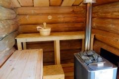 tn_Intérieur Sauna en bois brut